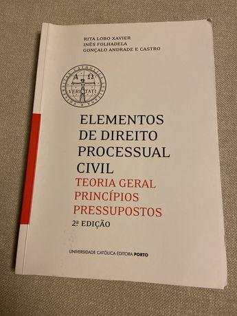 Elementos de Direito Processual Civil