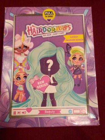 Кукла Hairdorables. Новая.