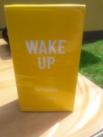 Woda toaletowa WAKE Up feel good ORIFLAME 50 ml