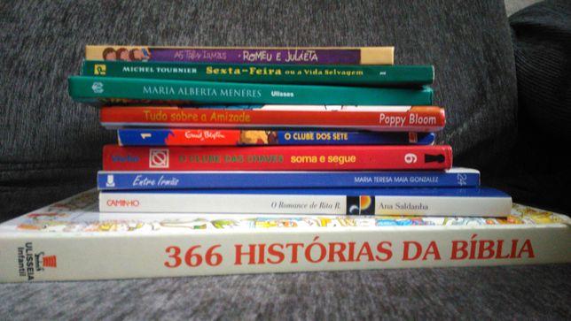 Livro Infanto-Juvenis C/PORTES