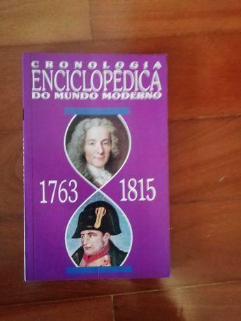 Cronologia Enciclopedica o Mundo Moderno