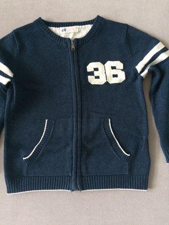Sweter chłopięcy 116