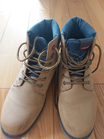 Buty zimowe młodzieżowe