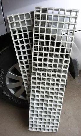 2 tony Pomosty 2szt. Trapy kewlarowe błotne 28x122x4cm OFF-ROAD