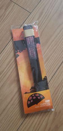 Wachlarz Naruto nowy w folii pixel Box