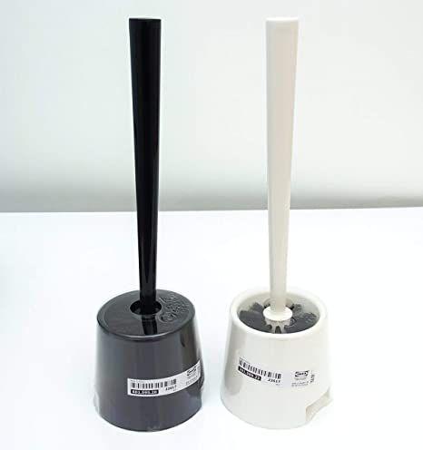 Щетка для туалета IKEA BOLMEN белый 201.595.22 Комсомольское - изображение 1