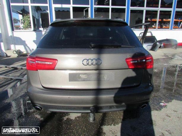 Peças Audi A6 3.0 V6 do ano 2012 (CDU)
