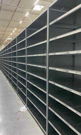 Regały półkowe magazynowe metalowe BITO wys.250cm