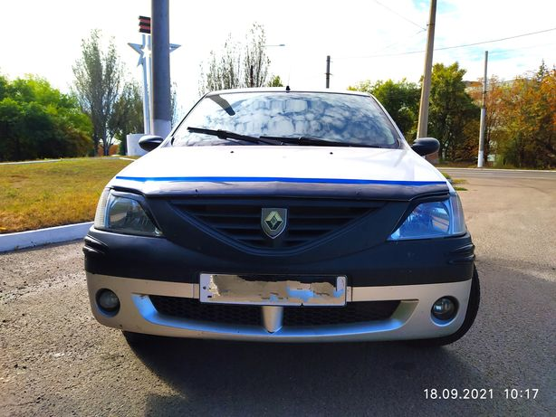 Продам Dacia Logan Laureate