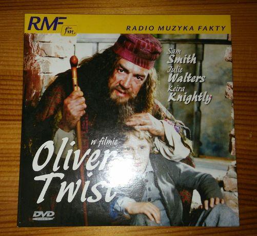 """Film DVD pt. """"Oliver Twist"""" / Dickens / ZAMIENIĘ."""