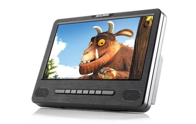 Nextbase DVD player 9'' - 2szt. w zestawie