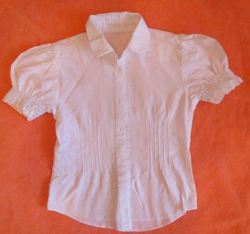 Блузка на девочку р.134