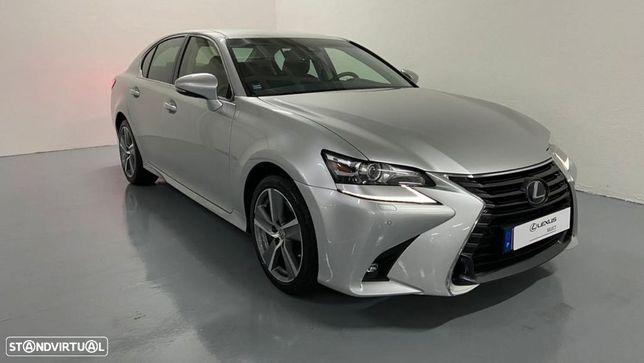 Lexus GS 300h Executive+