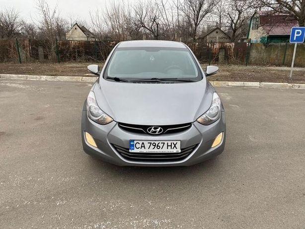 Продам Hyundai Elantra GLS OFFICIAL 2012