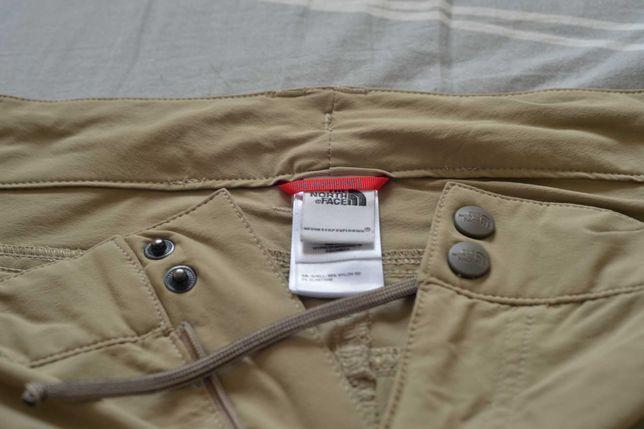 The North Face TNF, штаны трансформеры женские трекинговые, size 10