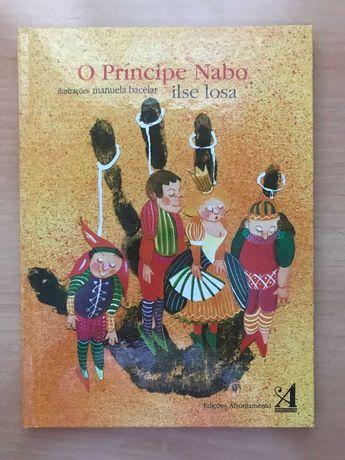 Livro O Príncipe Nabo