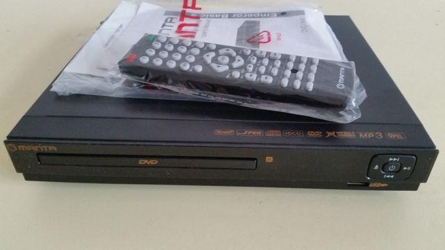 Odtwarzacz Manta DVD064S nowy