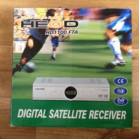 Dekoder cyfrowy TV sat Ferguson HD 1100 FTA