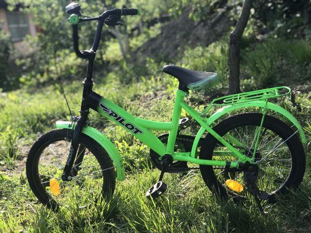 Детский велосипед  5-7 лет