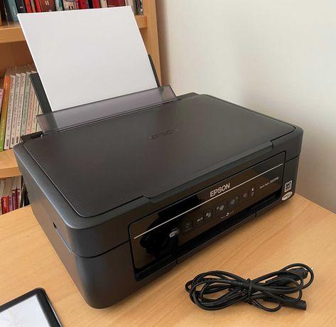 Impressora e digitalizadora Epson Stylus SX235W