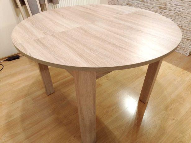 Stół okrągły dąb sonoma fi 110