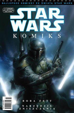 STAR WARS nr 3 z 2008 roku wyd. Egmont