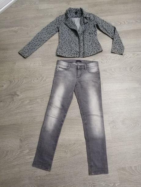 Косуха куртка, джинсовая, джинси, юбка, спортивная кофта
