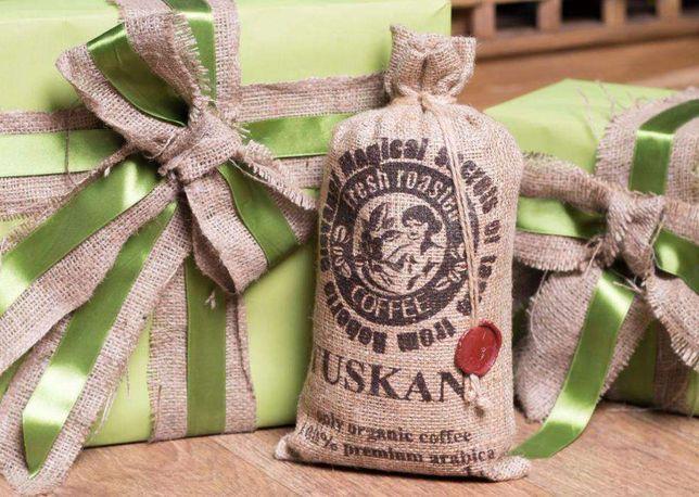 Магия зернового кофе от Роберто Джовани. Кофе в зернах TUSKANI (кава)