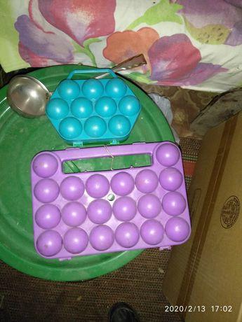 Лоток для яиц 2 штук