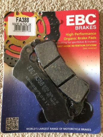 Klocki hamulcowe EBC FA388 HONDA