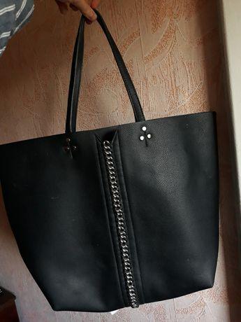 Акция!! Большая черная сумка