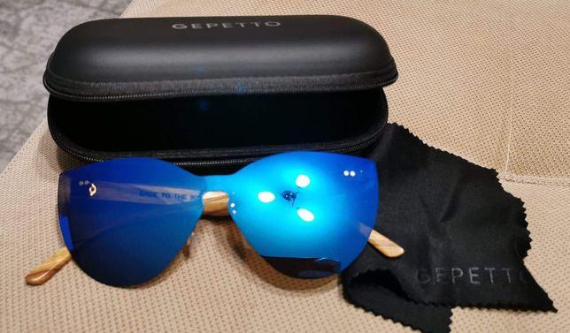 Okulary przeciwsłoneczne Gepetto