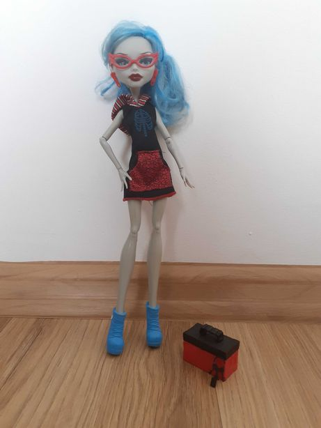 Lalka Monster High Ghoulia Yelps