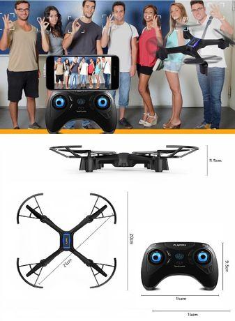 НОВИНКА! Квадрокоптер дрон з HD камерой Flymax 2 WiFi FPV