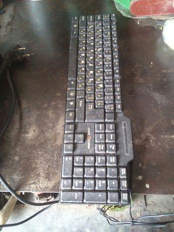 Клавиатура 150 рублей.