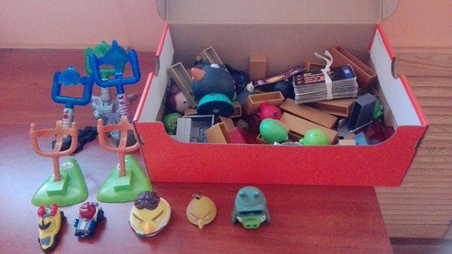 Zestawy Angry Birds + gratis
