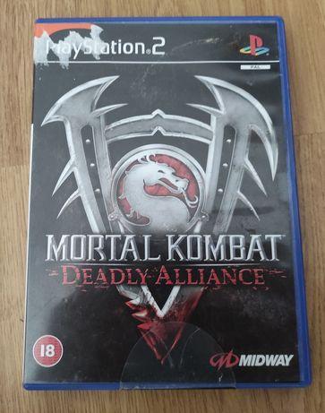 Mortal Kombat Deadly Alliance Playstation 2 PS2