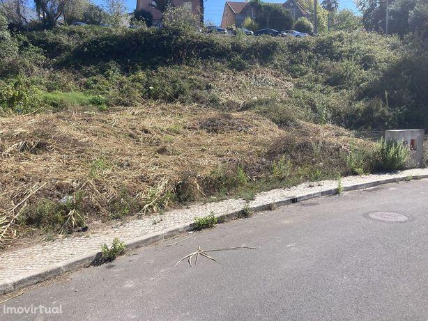 Lote Terreno com PIP aprovado em Sintra