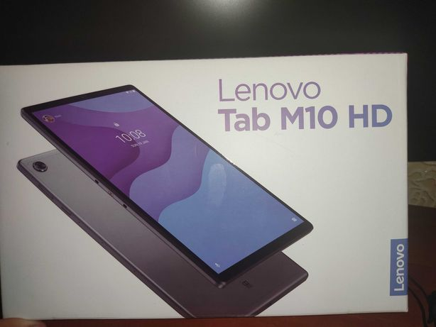 Планшет Lenovo Tab M10 HD (2nd Gen) LTE 32GB Iron Grey