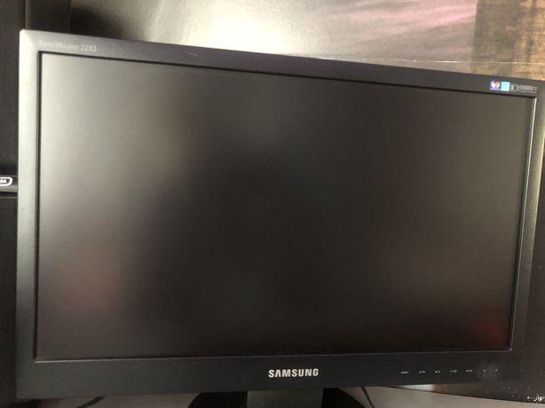 Монитор Samsung Syncmaster2243 SN