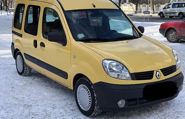 Разборка/Запчасти Renault Kangoo ||,2007, 1,5TDI, МКПП-5. Одесса