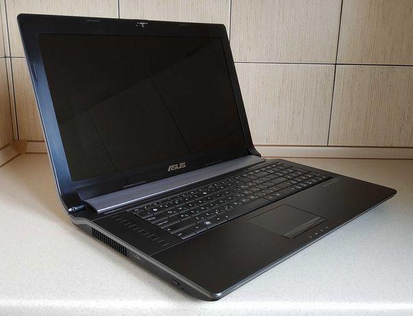 Ноутбук ASUS N73SV в идеальном состоянии