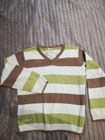 Продам свитер NEXT, б-у, р. 120-124, 100 хлопок