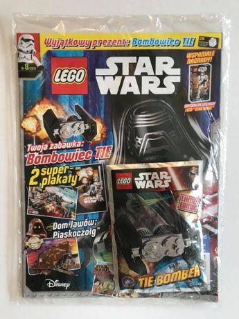 Lego Star Wars -Tie Bomber nr 8/2016