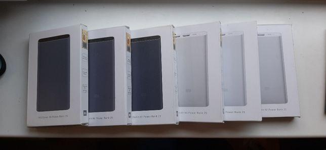 Оригинальный Power Bank Xiaomi Mi 2s 10000 mAh 2xUSB QC2.0 PLM09ZM