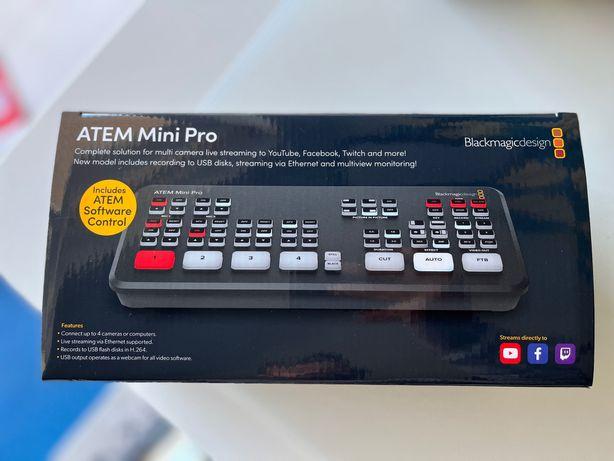 Atem Mini Pro - Blackmagic Design