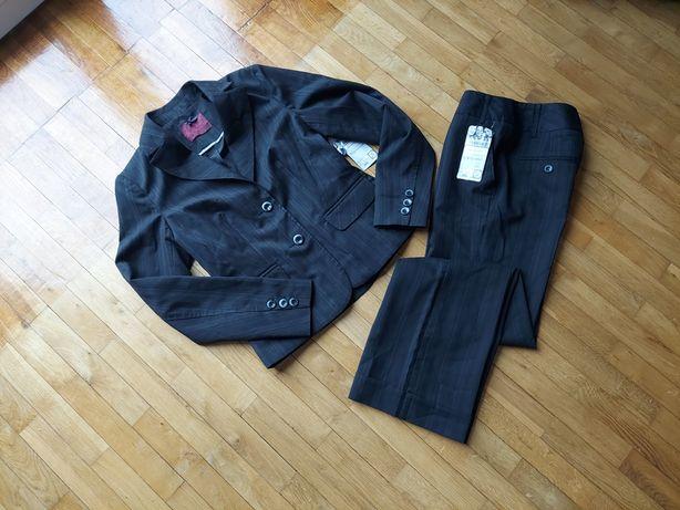 Marynarka + spodnie nowe C&A r. 38 damska