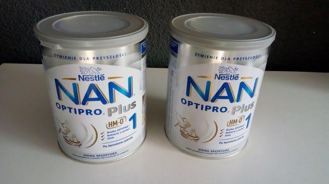 Mleko Nan Optipro plus 1. 2x800g