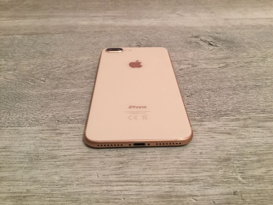 IPHONE 8 plus rose gold Piekary Śląskie - image 1