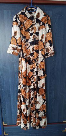 Sukienka szmizjerka premium byTiMo